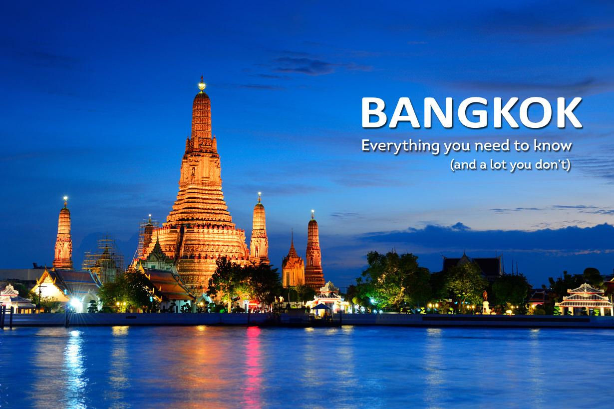 Panduan Saat Pertama Kali Berkunjung Ke Thailand