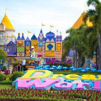 Nikmati Keseruan Wahana Di Dream World Bangkok