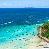 Nikmati Keindahan Terumbu Karang Di Coral Island Pattaya