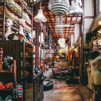 Tempat Belanja Bertema Vintage Yang Wajib Dikunjungi Di Bangkok