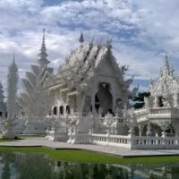 White Temple - Wisata Religi Yang Ada Di Chiang Rai