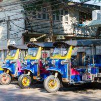 Jenis Transportasi Umum Yang Ada Di Bangkok