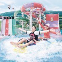 Ramayana Waterpark - Taman Bermain Air Terbesar Di Thailand