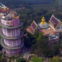 Wat Samphran - Kuil Naga Raksasa Yang Terlupakan