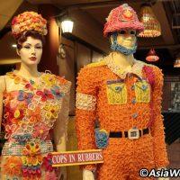 Restoran Dengan Tema Kondom Di Bangkok: Cabbage & Condoms