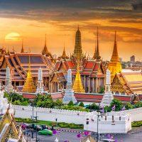 Lihat Kemegahan Grand Palace di Bangkok