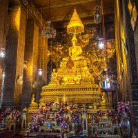 Nikmati Keindahan Dan Kesyahduan Kuil Wat Pho Di Thailand
