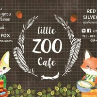 Little Zoo Cafe - Cafe Unik Di Bangkok, Ada Rubah Fennec Loh !