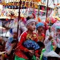 Budaya Thailand: Ritual Jadi Orang Suci Di Thailand