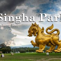 Singha Park - Taman Terbesar Di Chiang Rai Thailand
