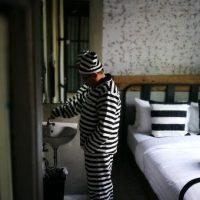 Sook Station - Hostel Dengan Tema Penjara Di Bangkok