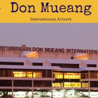 Serba Serbi Mengenai Don Mueang International Airport Bangkok