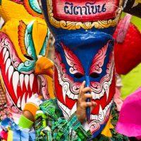 Phi Ta Kon - Festival Hantu Di Thailand Yang Penuh Warna