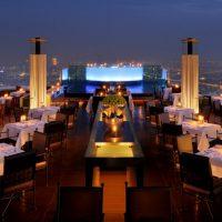 Nikmati Makan Malam Sambil Melihat Keindahan Kota Di Baiyoke Hotel