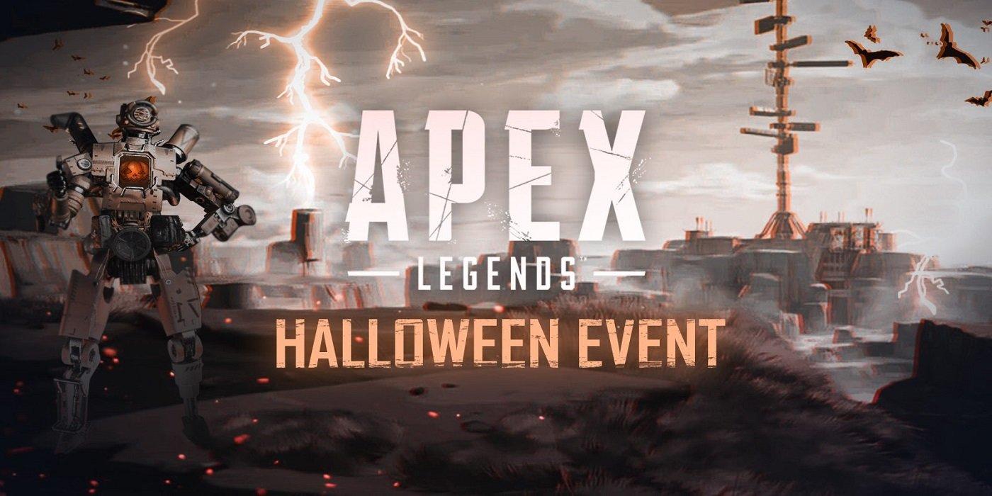 Event Halloween Apex Legends Sudah Dikonfirmasi