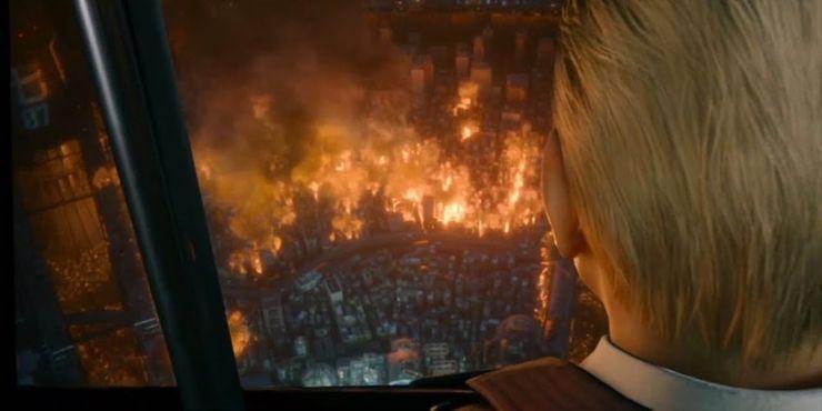 Ada Hal Yang Janggal Ketika Kamu Bermain Final Fantasy 7 Remake