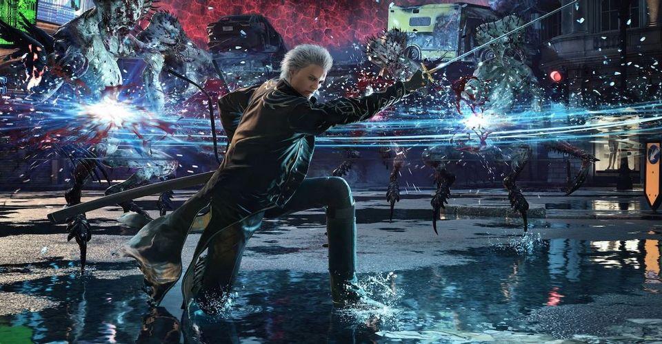 Video Devil May Cry 5 Menunjukkan Waktu Loading PS5 Yang Cepat