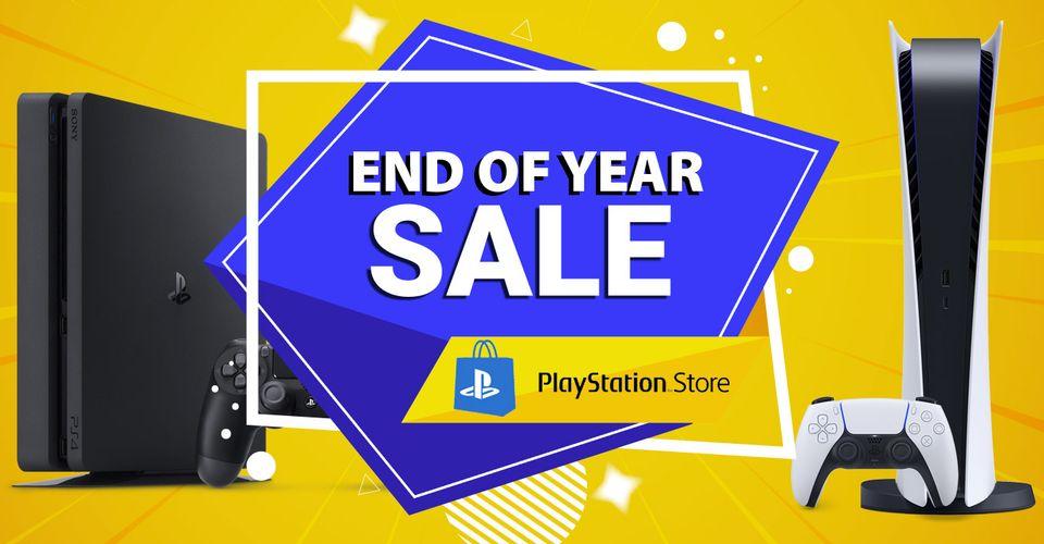 Tawaran Terbaik PS4/PS5 Di End of Year Sale Playstation Store