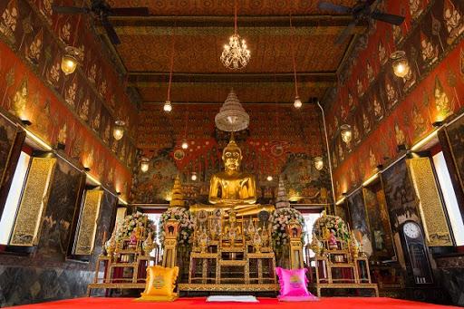 wisata bersejarah di thailand